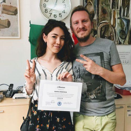 certificazioni Scuola Ellci Milano